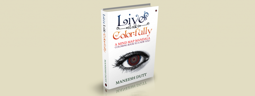"Pre-Order Now ""Live Life Colorfully"""
