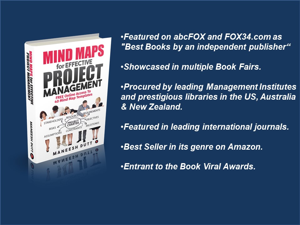 "2nd Edition of ""Mind Maps for Effective Project Management"""